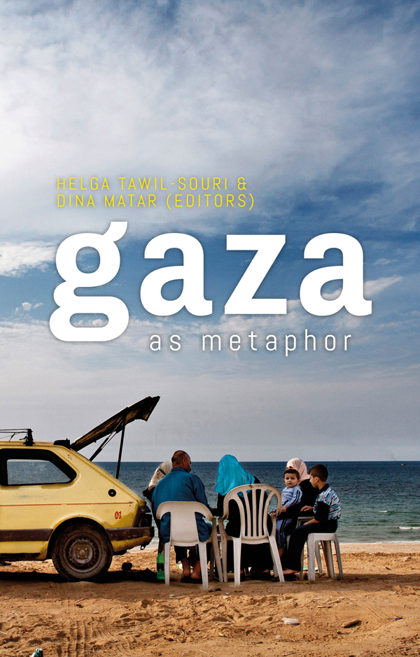 Image result for gaza as a metaphor
